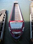 Surcouf, ENI 02319269 on the Rhine river near the locks of Marckolsheim, photo 5.JPG
