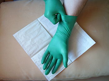 Disposable gloves; surgical gloves; chirurgisc...