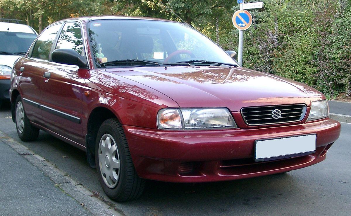 Px Suzuki Baleno Front