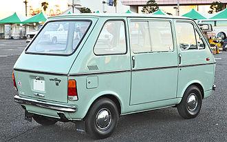 Suzuki Carry - Suzuki Carry L40 rear
