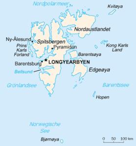spitzbergen karte Spitzbergen (Inselgruppe) – Wikipedia
