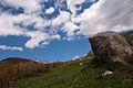 Svaneti Rocks in Ushguli-Uolos Ushguli kaimelyje (3871653931).jpg