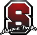 Swain County High Maroon Devils.png