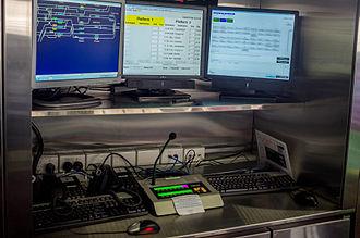 CityRail - Station Operator Console