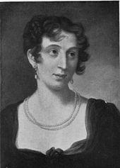 Sylvie von ZiegesarPastellgemälde von Louise Seidler (Quelle: Wikimedia)