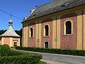 Szalejów Dolny. Barokowa kaplica św. Anny..JPG