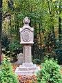 Szczecin Cmentarz Centralny nagrobek rodziny Schulze.jpg