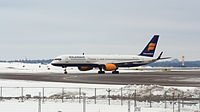 TF-ISV - B752 - Icelandair
