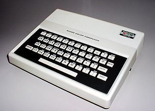 TRS-80 MC-10 microcomputer
