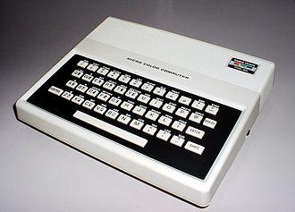 TRS-80 MC-10 - Image: TRS 80 MC 10 Microcomputer