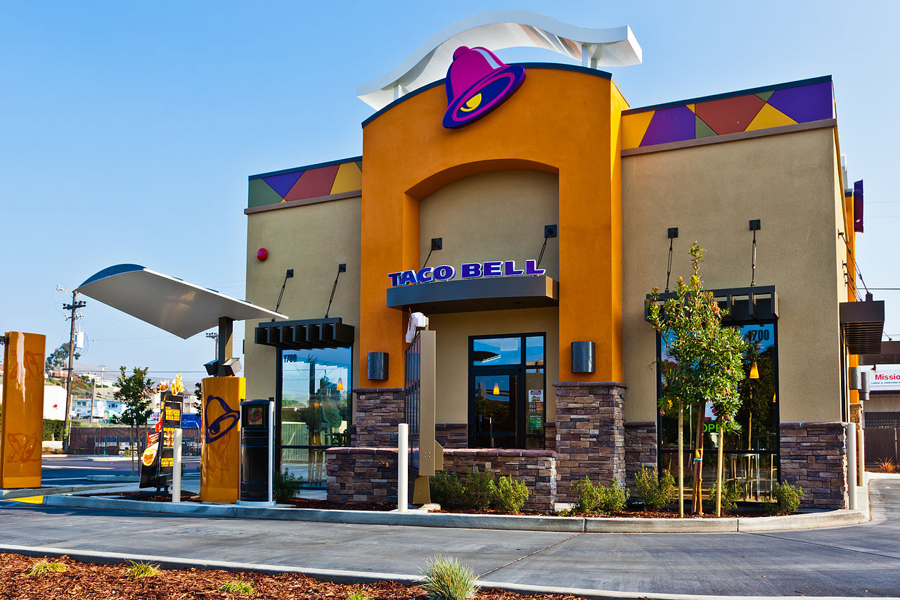 Taco Bell Now Healthies Fast Food Restaurant