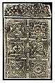 Tafel 049a Spalato - Jupitertempel, Baptisterium -Fragmente vom Taufstein - Heliografie Kowalczyk 1909.jpg