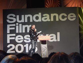Sundance Resort - Taika Waititi at the Sundance Film Festival in 2016