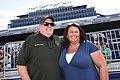 Tailgate Bayhawks Game Navy Marine Corps Memorial Stadium (29150470128).jpg