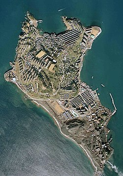 Mine de charbon de Takashima