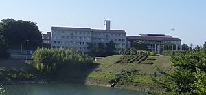 Takigawa Daini high school.JPG