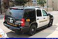 Tallmadge Ohio Police Department Chevrolet Tahoe 3 Sergeant rear view.jpg