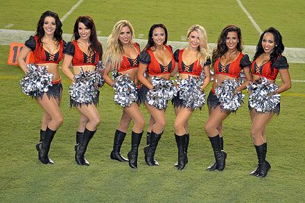 6a0f2d43 Tampa Bay Buccaneers Cheerleaders - Wikiwand