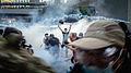 Tear Gas Umbrella Man 20140928.jpg