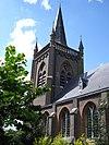 Toren van de kerk v.d. H. Benedictus