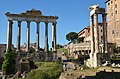 Temple of Saturn, Roman Forum, Rome (39026371221).jpg