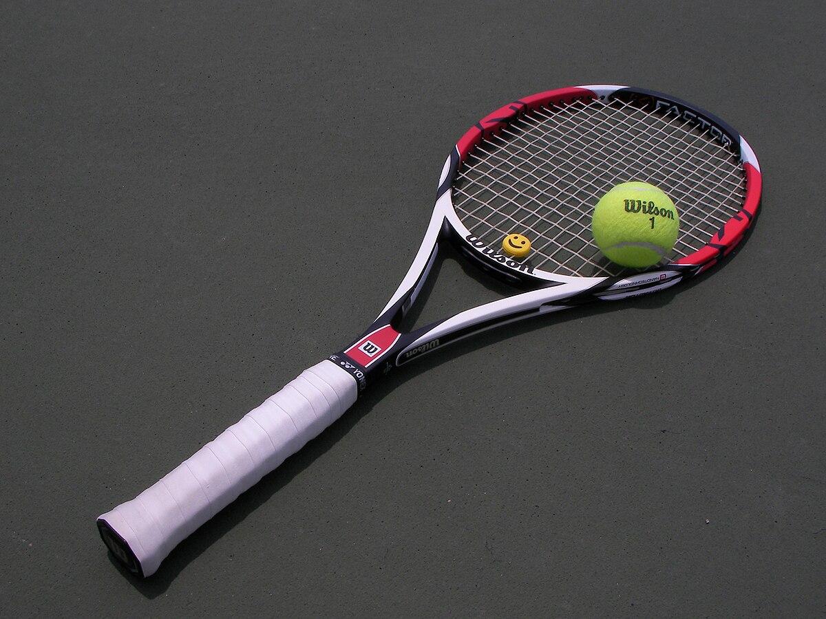 Raquette sport wikip dia - Colle pour raquette de tennis de table ...