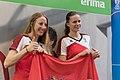 Teresa Stadlober Vanessa Herzog - Team Austria Winter Olympics 2018.jpg
