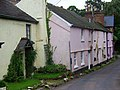 Terraced housing, Combeinteignhead - geograph.org.uk - 940955.jpg