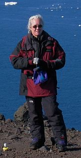 Terry Wilson (scientist) International leader in the study of present-day tectonics in Antarctica