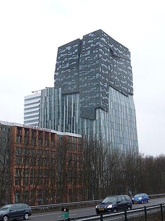 Erick van Egeraat - The Rock in Amsterdam, Netherlands