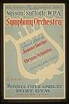 The Athletic & Recreation Dept. presents Nassau Suffolk W.P.A. Symphony Orchestra LCCN98513994.jpg