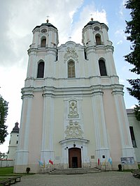 The Basilica Minor Church of the Visitation of the Virgin Mary - Sejny - panoramio.jpg