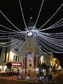 Clock Tower, Brighton tower in Brighton, England