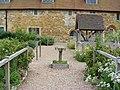The Cloister Gardens at Michelham Priory - geograph.org.uk - 1405968.jpg