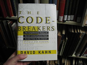 The Codebreakers - Image: The Code Breakers Library of National Cryptologic Museum (3321040062)
