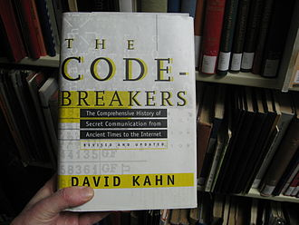 The Codebreakers - Classified image of book cover.