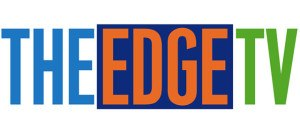 The Edge (radio station) - The Edge TV logo used from its launch in 2014 until the station rebrand in 2016.