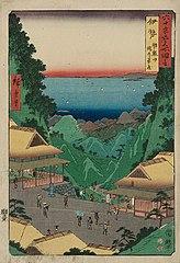朝熊山 峠の茶屋