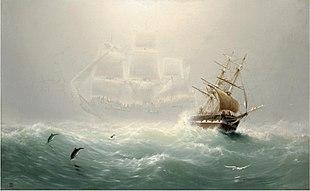 bateau fantome