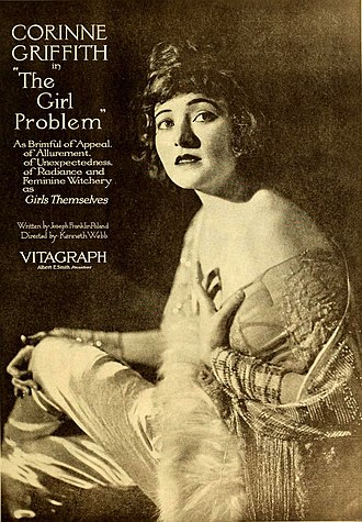 Corinne Griffith - The Girl Problem (1919)