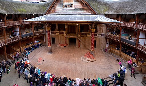 Shakespeare's Globe Theater, London - Virtual Tour