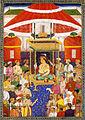 The Great Mughal Jahangir's Darbar.jpg
