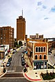 The Leland Hotel and Silverplate Building from Downer and Stolp.jpg