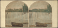 The Mill Dam, or Third Fall. Near view, from Robert N. Dennis collection of stereoscopic views.png