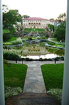 Philbrook Museum is one of the top 50 fine art museums in the United States.