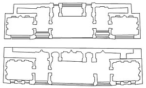 The Plan of Khan's Palace in Shaki.jpg