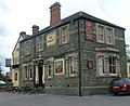 The Railway hotel at Clutton.JPG