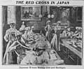 The Red Cross in Japan - Japanese Women Making Lint And Bandages (1904).jpg