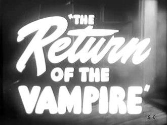 Dosiero: La Relivero de la Vampire-antaŭfilmo (1943). ŭebm