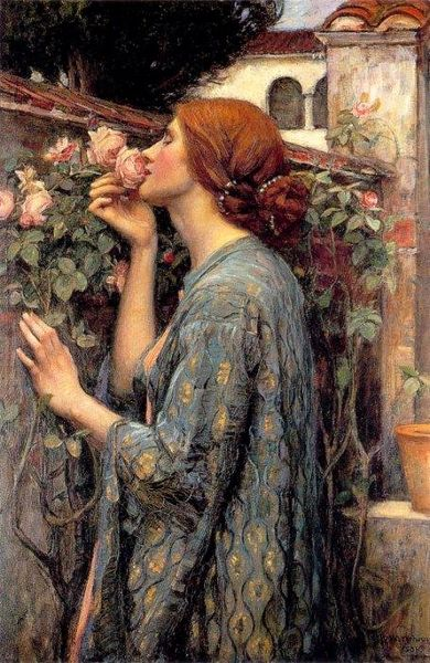 File:The Soul of the Rose - Waterhouse.jpg